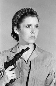 Star Wars: Return of the Jedi - Carrie Fisher as Princess Leia