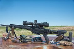 The Ruger Precision Rifle 6.5 CM