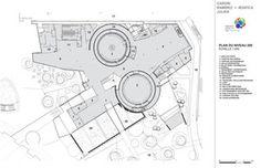 Planétarium Rio Tinto Alcan par Cardin Ramirez Julien et Ædifica, Montréal, Québec. Image par Cardin Ramirez Julien +Ædifica, fournie par V2com
