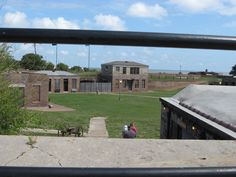 Historic Fort Gaines Dauphin Island AL