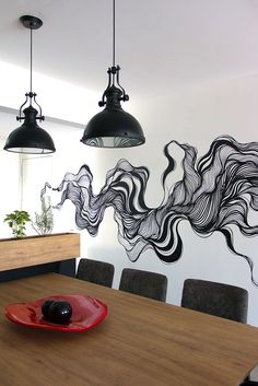 How Japanese Interior Layout Could Boost Your Dwelling For More Images Visit: Mural Art, Wall Murals, Mural Painting, Art Walls, Graffiti Wall, Bedroom Murals, Bathroom Mural, Wall Decor, Room Decor