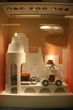 Hermes window shop