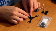 How to make a Micro Quadcopter in 25 mins - www.canadaquadcopters.ca