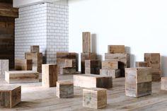 Garden Studio, Wood, Crafts, Manualidades, Woodwind Instrument, Timber Wood, Trees, Handmade Crafts, Craft