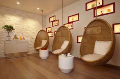 Pause #beauté bien-être en altitude au nouveau spa @ClarinsFR Hôtel Mont Blanc à #Chamonix !