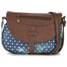 Volcom ARMED N READY CROSSBODY Marron / Bleu
