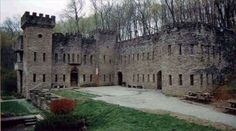 Loveland Castle/Chateau Laroche in Loveland, OH (about an hour from Dayton)... $3/person open Mon-Sun 11-5