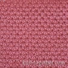 Resultado de imagen de tile stitch knitting