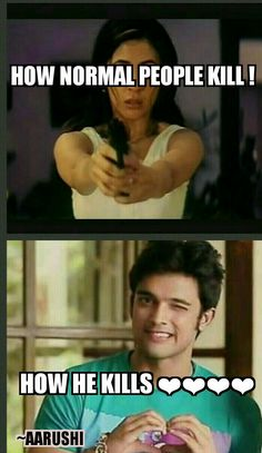 The guy who kills with looks:Parth Samthaan