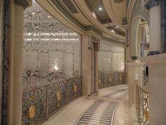 Spa Stairs, Saudi Arabia Riyadh Ritz Carlton