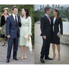 Crown Prince and Crown Princess of Denmark
