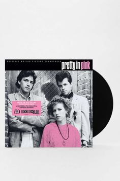 Various Artists - Pretty In Pink Soundtrack LP -  Urban Outfitters - ($20)