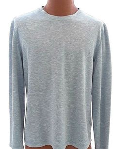 09426fcf2a57 Orvis Shirt Men s Size Medium Blue Crewneck Long Sleeve Classic Collections   Orvis  Pullover