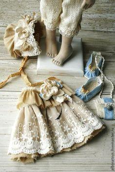 Коллекционные куклы ручной работы. Ярмарка Мастеров - ручная работа Мэри. Handmade.