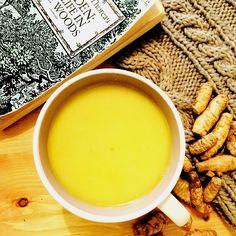 Golden Milk / Lait réconfortant au curcuma