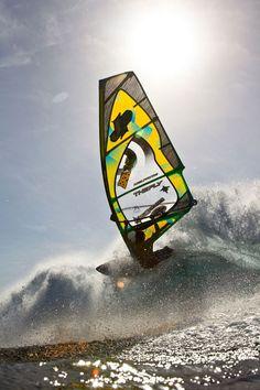 Ripping Windsurfing
