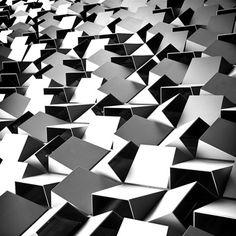 Metalen blokjes
