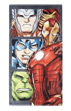 Primark - Avengers Marvel Beach Towel