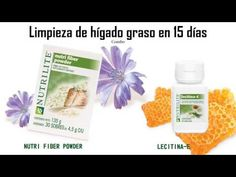 Como limpiar el hígado graso - Nutrilite - YouTube