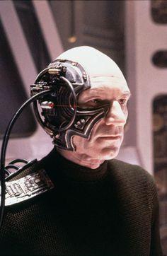 Locutus of Borg Star Trek TNG