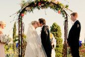 Buda Wedding at Le San Michele by Katherine O'Brien Photography | Style Me Pretty