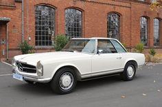 """Mercedes Benz SL 280/8 """"Pomerania Classics GmbH The Klassikstadt"""