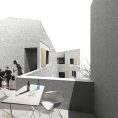 Cortesia de TEd'A arquitectes