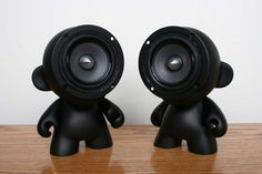 Cute Speakers for #nesthappyhome http://youtu.be/vLmFSloPmk8