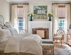 Glam Master Bedroom, Home Bedroom, Bedroom Decor, Bedroom Ideas, Master Bedrooms, Bedroom Retreat, Trendy Bedroom, Guest Bedrooms, Bedroom Inspo