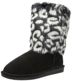 BEARPAW Women's Keely Boot,Black Print,5 M US Bearpaw http://www.amazon.com/gp/product/B00BM6IDBO/ref=as_li_tl?ie=UTF8&camp=1789&creative=390957&creativeASIN=B00BM6IDBO&linkCode=as2&tag=monika04-20&linkId=MJWYPRWAF6CXVX7R