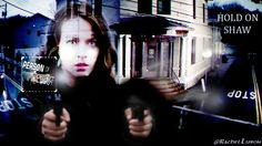 #PersonOfInterest #Root #RootAndShaw hold on shaw ! #ShawLives #AmyAcker