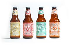 Tresor Brewery by Tyler Kruger in Package Design Inspiration for March 2014