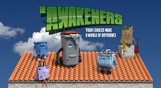 Generation Awake presents: The Awakeners!  http://www.senses.se/generation-awake-the-awakeners-eu/  #EU4LifeQuality