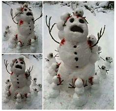Morbid Snowmen