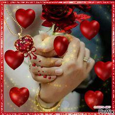 large gif by Seeprafalardeamor Good Morning Rose Images, Good Morning Roses, Good Night Love Images, I Love You Pictures, Love You Images, I Love U Gif, Hd Love, Flower Phone Wallpaper, Love Wallpaper