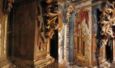 Restauración de retablo y recuperaciones pictóricas en nuestro taller artesanal
