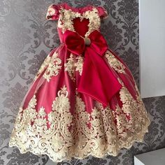 Girls Dress Elegant New Year Princess Children Party Dress Wedding Gown Kids Dresses for Girls Birthday Party Dress Vestido Wear Baby Girl Party Dresses, Cute Girl Dresses, Baby Dress, Girl Outfits, Party Gown Dress, Ball Gown Dresses, Party Gowns, Gowns For Girls, Tutus For Girls