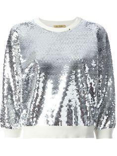 PETER JENSEN sequinned sweater - £185 on Vein - getvein.com