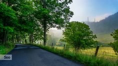 Wickwire Road by Jeff Turner on 500px