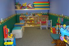 Home Daycare Decorating Ideas For Basement   Bing Images