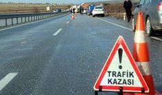 Aksaray'da trafik kazası: 2 ölü, 4 yaralı #SonDakika #Haberler