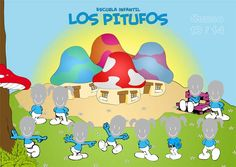 Orlas Infantiles   T.Olarte Orla Infantil, Orlando, Birthday Charts, School Photography, Animation, Organization Hacks, Kindergarten, Preschool, Family Guy