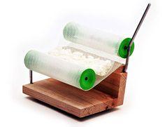 osko + deichmann: 'sushi roller' at kitchen ecology exhibition