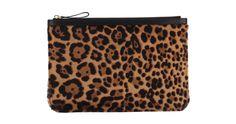 Pierre Hardy pochette leopard