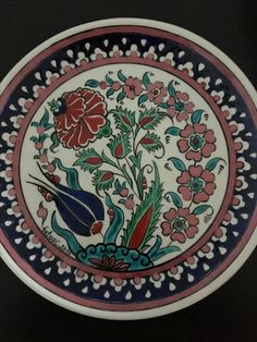Magnolia Flower, Tiles, Decorative Plates, Detail, Tableware, Room Tiles, Dinnerware, Tile, Tablewares