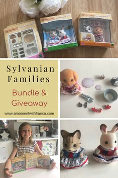Sylvanian Families Bundle & Giveaway • A Moment With Franca Becoming Mom, Welcome To The Group, Starting School, Mummy Bloggers, Sylvanian Families, Role Play, Imaginative Play, Family Kids, Toys For Boys