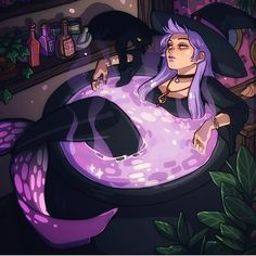 A gorgeous witchy mermaid Credit- Mermaid Drawings, Mermaid Art, Anime Mermaid, Character Inspiration, Character Art, Character Design, Fille Anime Cool, Art Sketches, Art Drawings