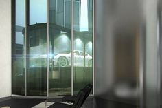 PORSCHE SKYSCRAPER ELEVATORS BRING OWNERS & THEIR CARS DIRECTLY TO THE APARTMENT