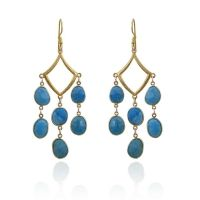 Gold Earrings - Pradman Collections