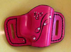 Ladies Gun Holsters, Pink Gun Holsters, Pink Purse Holsters